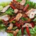 Chicken Fajita Salad Recipe
