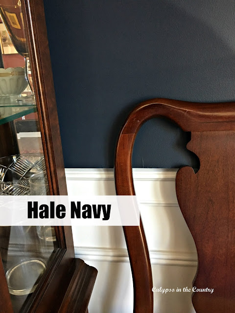Hale Navy Benjamin Moore