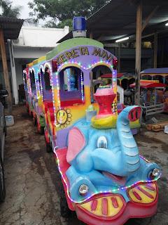 Harga dan Spesifikasi Kereta Mini Motor Raja Gajah Full Fiberglass Update Juli 2017