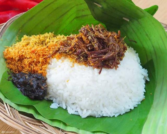 Nasi Krawu Daftar Kuliner Khas Gresik Jawa Timur