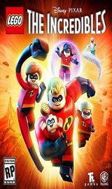 lego the incredibles pc game cracked download torrent box art - LEGO The Incredibles-CODEX