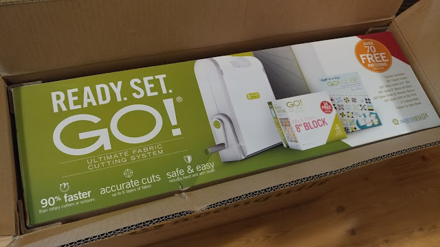 Accuquilt GO! Cutting System