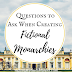 Questions to Ask When Creating Fictional Monarchies