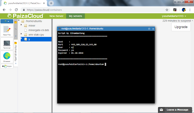 Cara membuat akun ssh sendiri dengan vps ubuntu