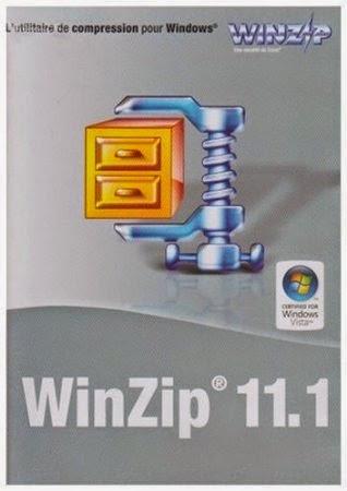 winzip 11.1 gratuitement