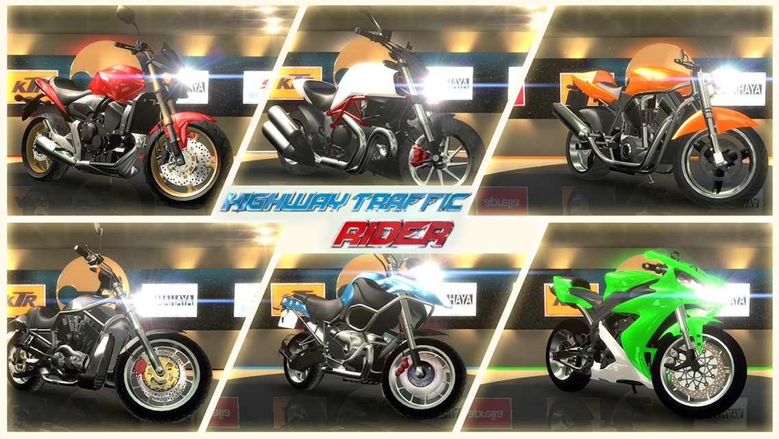 Highway Traffic Rider Mod (Unlimited Cash/Energy) Apk ...