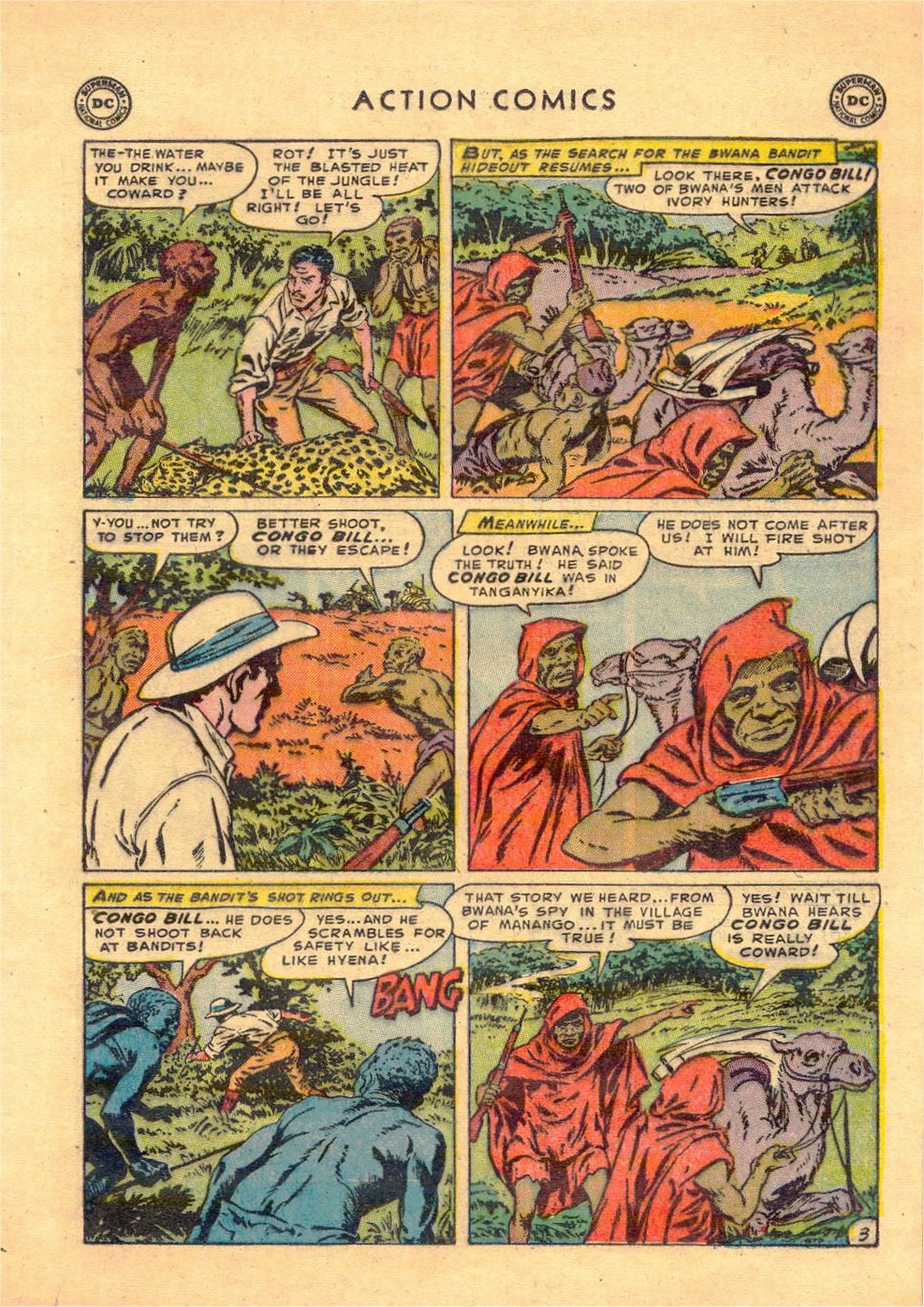Read online Action Comics (1938) comic -  Issue #181 - 18