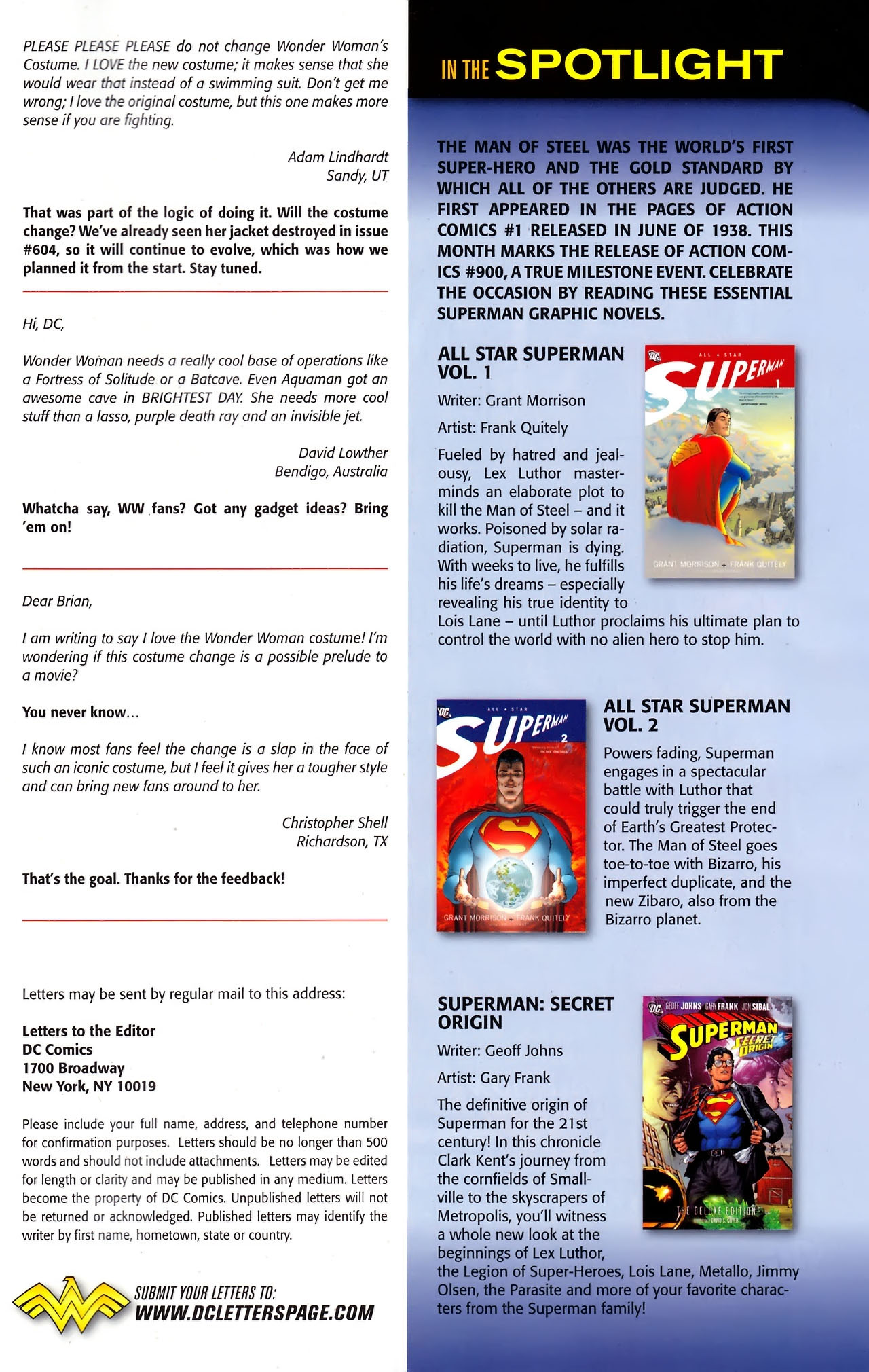 Read online Wonder Woman (2006) comic -  Issue #610 - 23