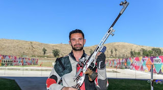 Spotlight : Sheoran won Gold At ISSF World Cup