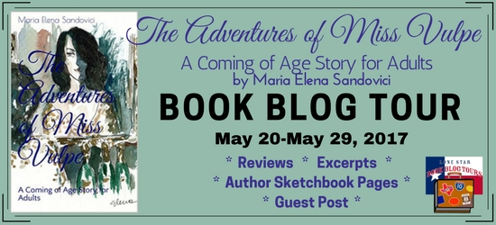 The Adventures of Miss Vulpe: Book Blog Tour Guest Post #LoneStarLit