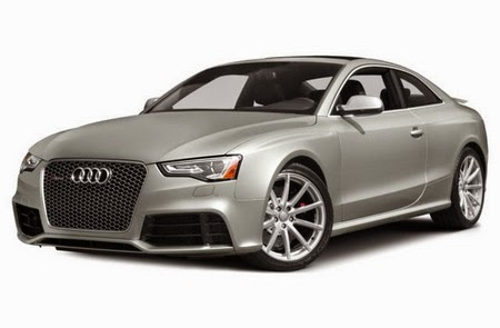 2015 Audi RS5 Compact Luxury Coupes and Cabriolets