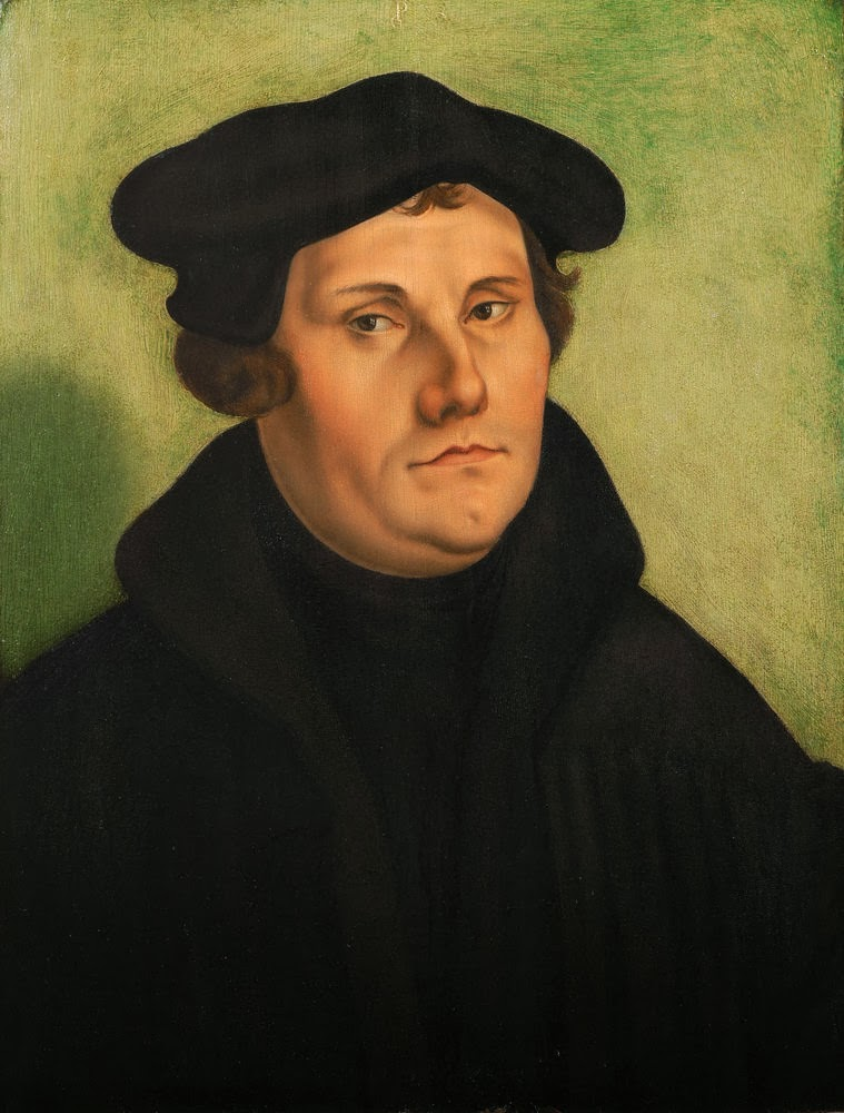 Why Martin Luther was an unsuspecting revolutionary