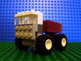 MOC LEGO Dump truck