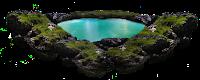 Lago em png