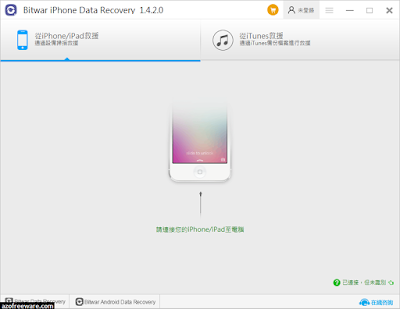 Bitwar iPhone Data Recovery