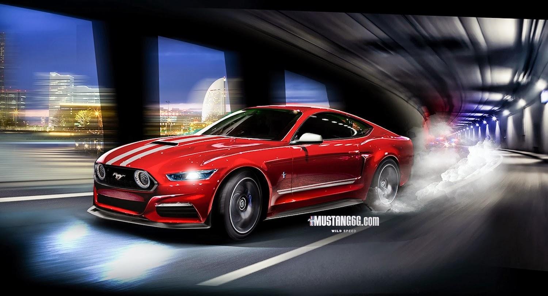 Komisch 2016 Ford Mustang Gt Wallpapers