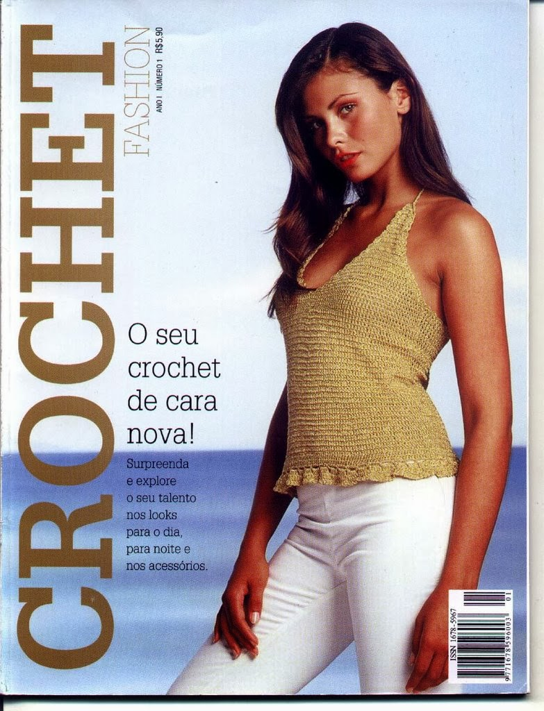 Revista Crochet Fashion