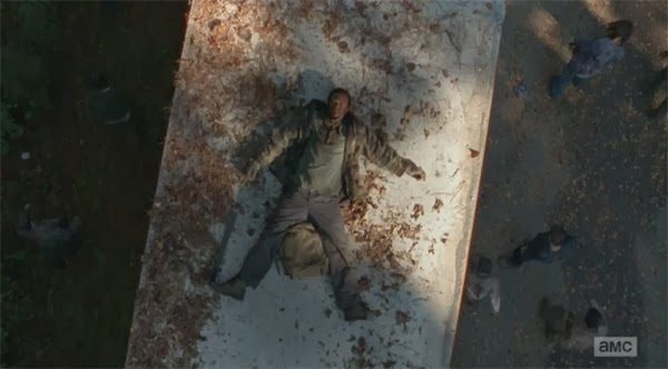 "Bob en ""The Walking Dead 4x13"""