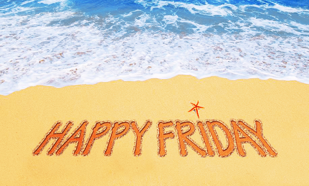 Fun and Inspiring Happy Friday Quotes to Welcome the Weekend