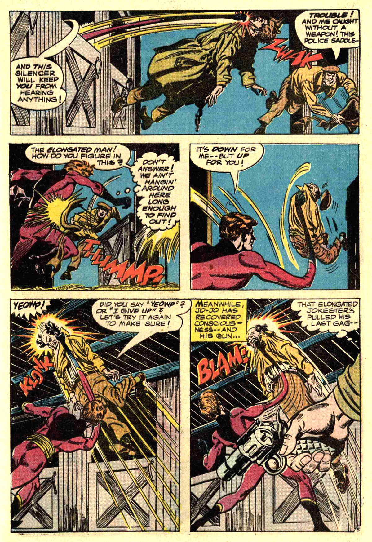 Detective Comics (1937) 362 Page 24