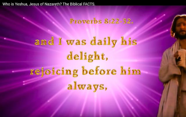 Proverbs 8:31.