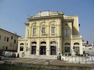 The Teatro Salieri in Legnago