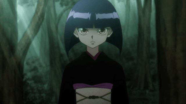 Kalluto bergabung ke Genei Ryodan (Phantom Troupe)