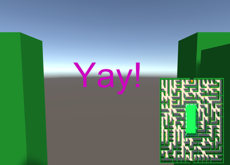 Maze Generation in Unity: Mazes and procedural content