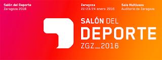 Logo del Salón del Deporte de Zaragoza