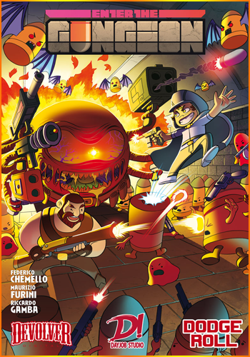 Enter The Gungeon: Collector's Edition
