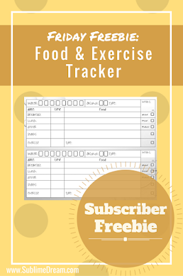 It's hard to stay in shape as a homeschool parent or work at home parent.  Hop on over for a free fitness tracker to help you chronicle all of your food, exercise, water intake, and supplements!