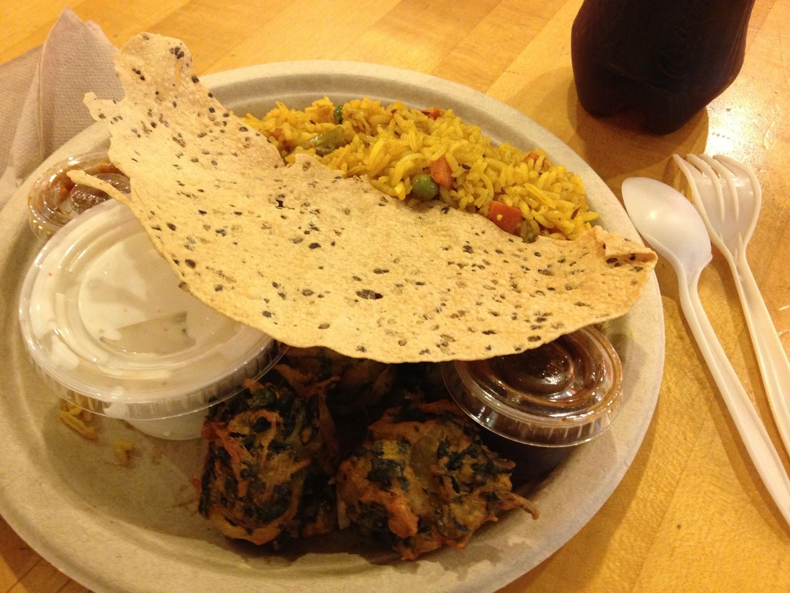Indian Food Johns Creek