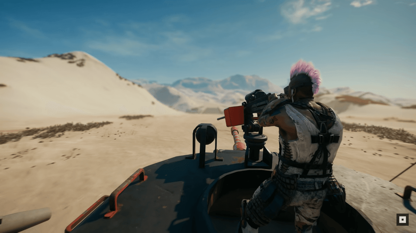 RAGE 2 Receives New Extended Gameplay Trailer