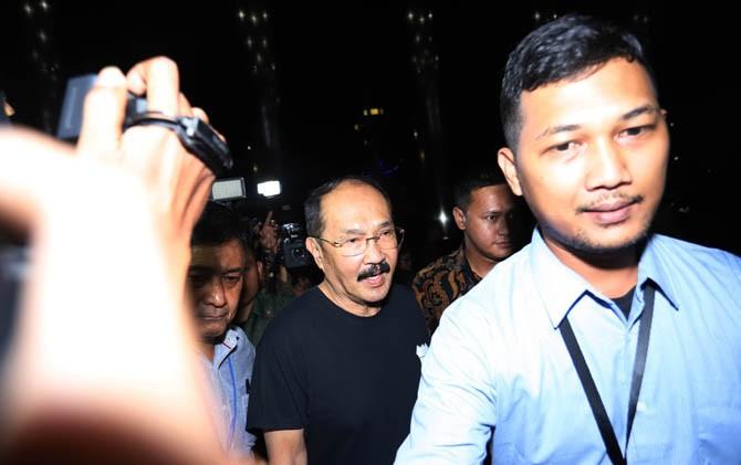 Mantan Pengacara SetNov, Fredrich Yunadi Diciduk Usai Mangkir Dari Panggilan Penyidik KPK