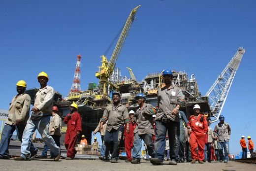 No Experience Oil Rig Worker Need It | David Simchi-Levi