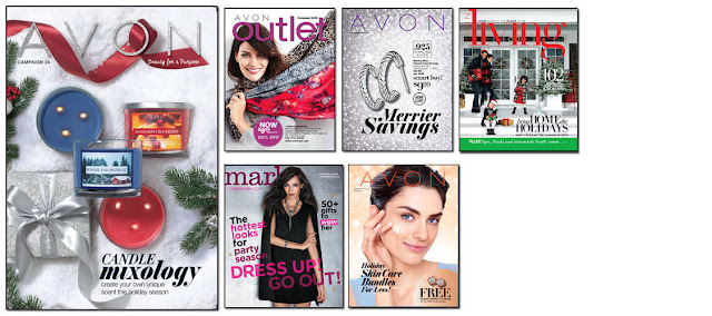 Avon Campaign 24 2016 Avon Outlets, Avon mark. magalog, Avon Living, Avon Flyer. The Online date on this Avon Catalog 10/29/16 - 11/11/16