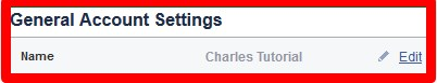 Change Your Name on Facebook Profile Link