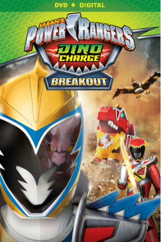 Power Rangers Dino Charge: Breakout [2015] [DVDR] [NTSC] [Latino]