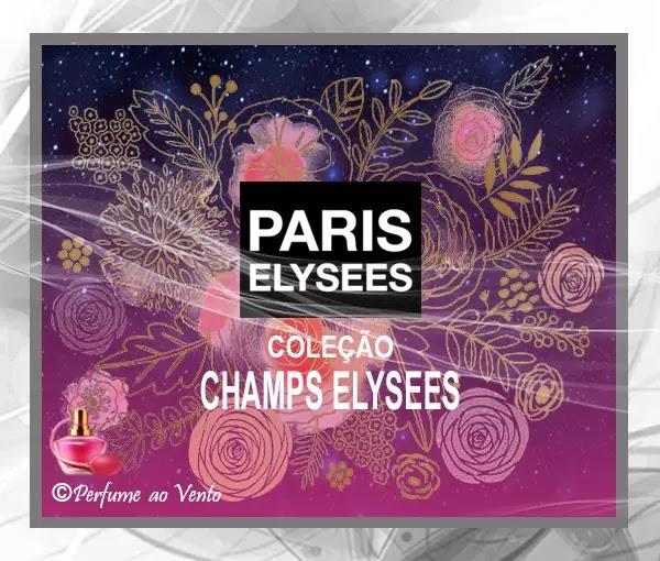 Contratipos Femininos da Coleção Champs Elysees - Paris Elysees