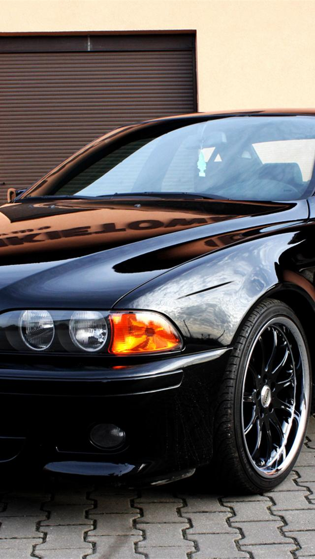 Iphone 5 Wallpapers Hd Bmw E39 Car Iphone 5 Wallpaper