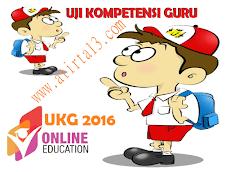 Soal Latihan UKG SD 2016  Kelas Tinggi dan Kelas Awal