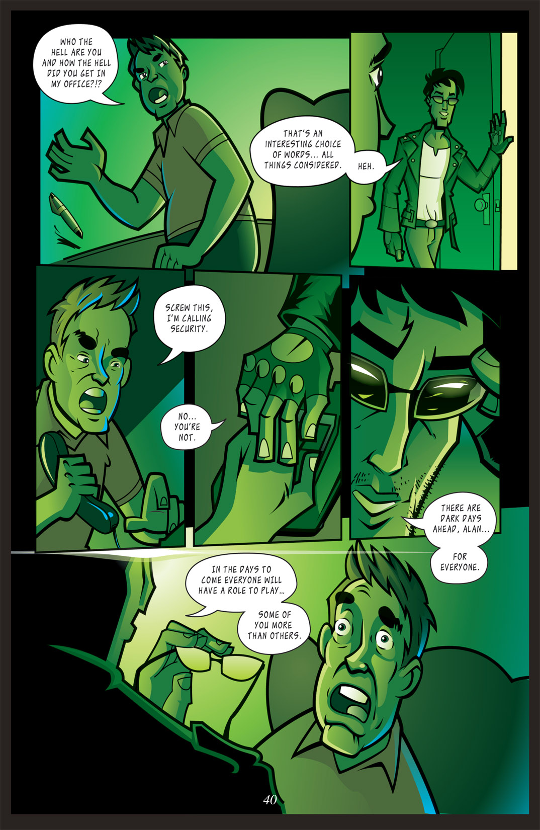 Read online Nightmare World comic -  Issue # Vol. 2 Leave the Light On - 41