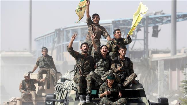 US-backed SDF militants capture key oil field in Syria's Dayr al-Zawr