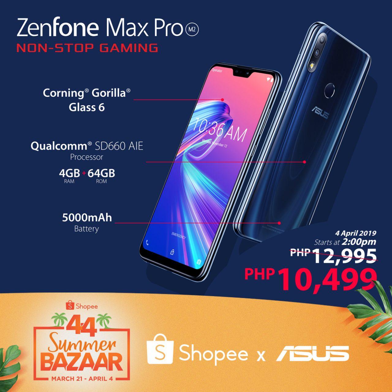Watch Asus Zenfone Max Pro M2 – Meta Morphoz