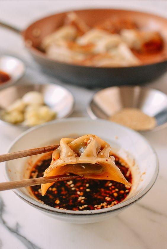 Dumpling Sauce Recipe : How To Make Dumpling Dipping Sauce