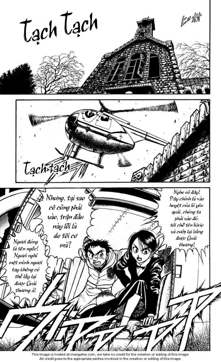 Ushio and Tora Chap 153 - Truyen.Chap.VN
