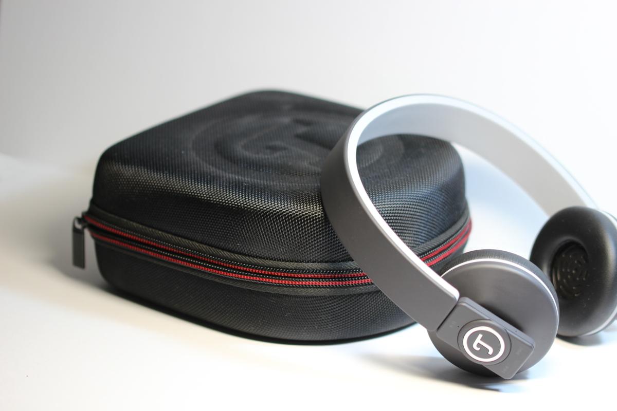 Teufel Airy Bluetooth-Kopfhörer mit Kopfhörertasche