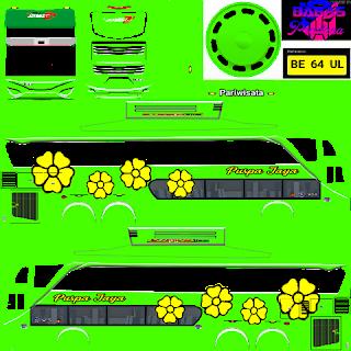 Livery Bus Simulator Indonesia Jernih PNG Bagian V1