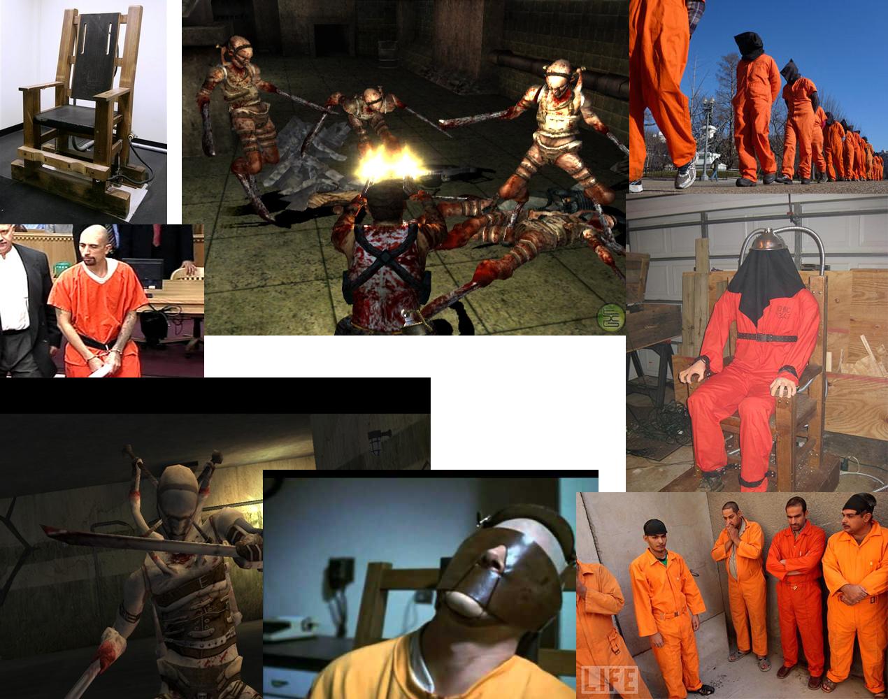 Mood pictures the prison punishment show