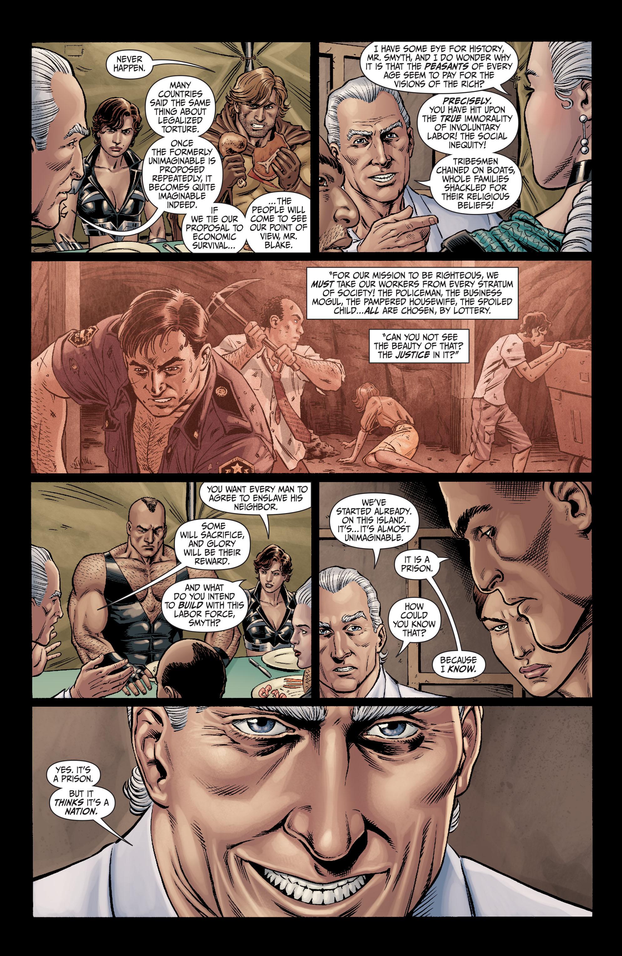 Read online Secret Six (2008) comic -  Issue #11 - 7
